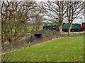 SD7913 : East Lancashire Railway Bridge#37, Springside Farm by David Dixon