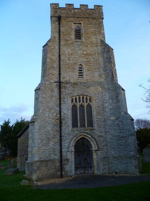 North Mundham church tower