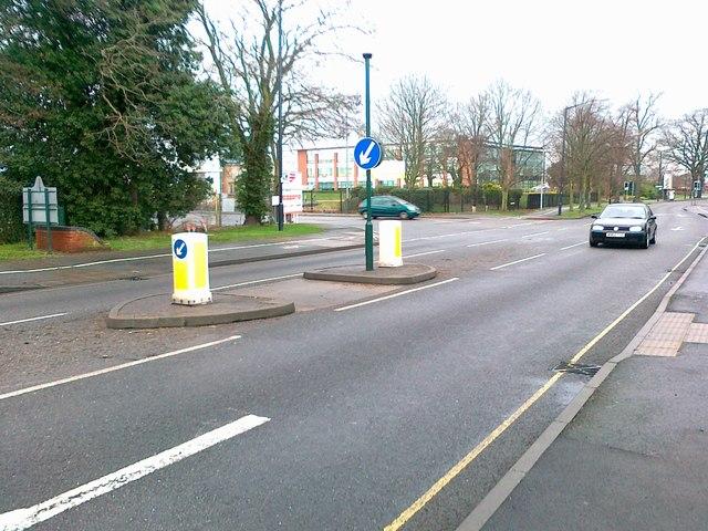 Tachbrook Road, Whitnash