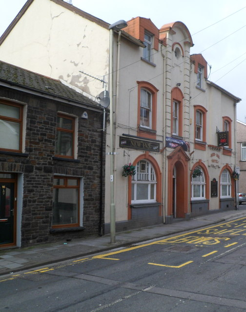 New Inn, Pen-yr-englyn