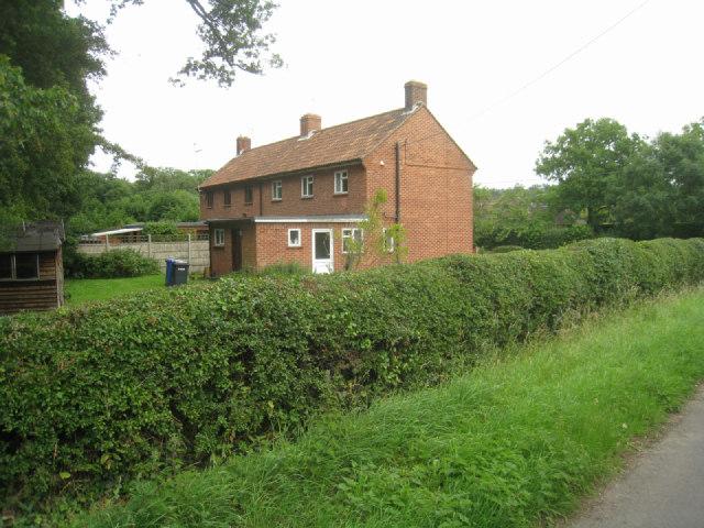 Houses in Wedman's Lane