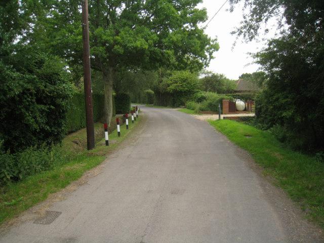 Wedman's Lane