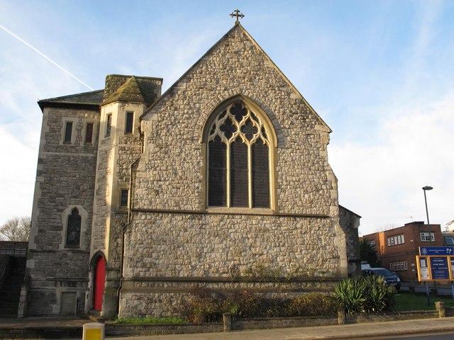 Christ Church, Brent Street, NW4