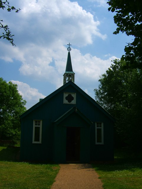 Mission Church at Avoncroft Museum
