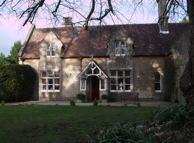 The Old Rectory, Colesbourne