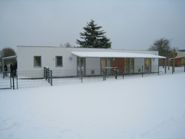 New play group building