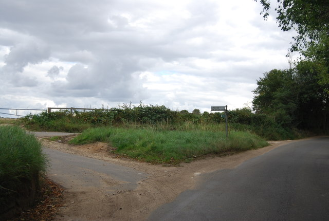 The Slade off Church Lane