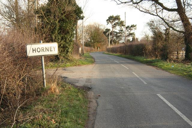 Roadwood Lane, Thorney