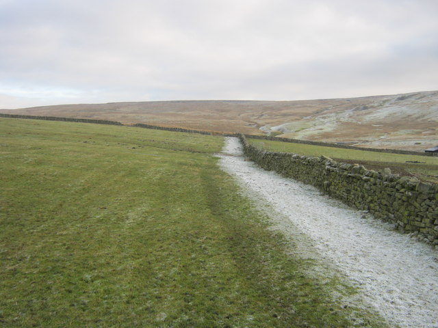 Bridleway on Seal Houses Moor