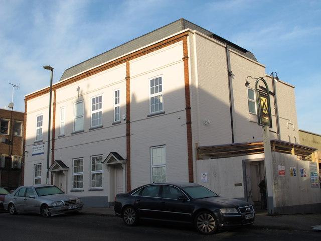 The (former) Elgin, Bell Lane, NW4