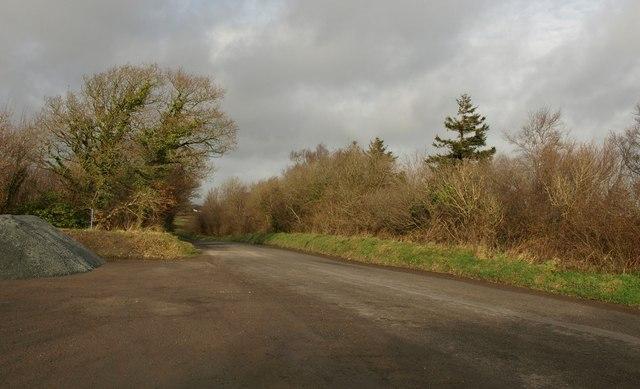 Northlew Road