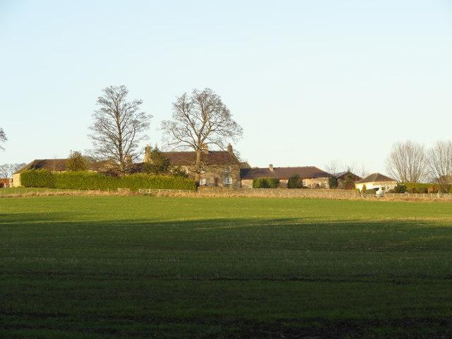 High Waskerley Farm