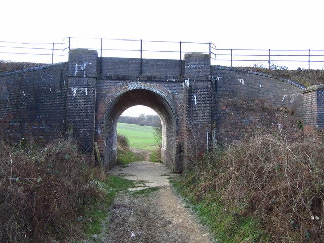Network Rail Bridge