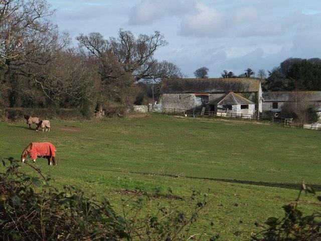 Millcroft Farm buildings