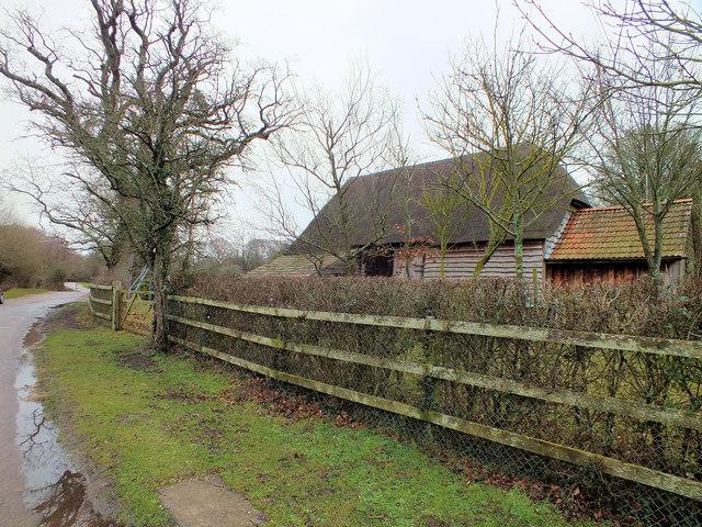 Blunts Barn