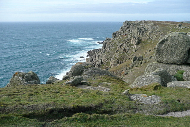 Above Folly Cove