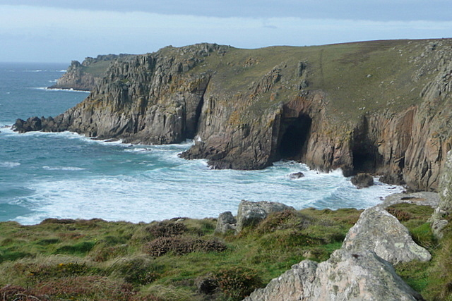 View from Carn Barra