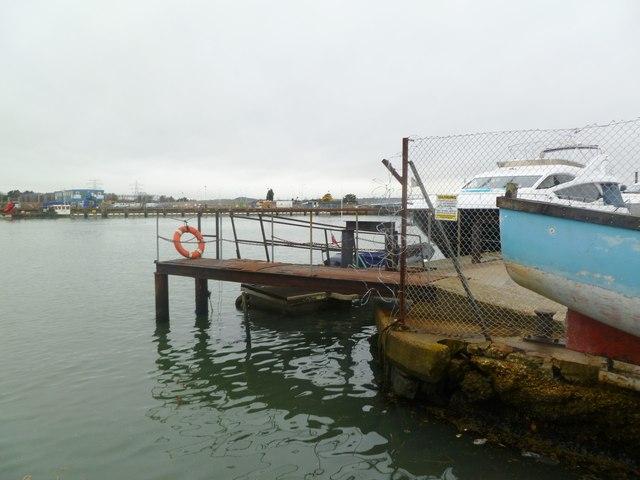 Poole, jetty