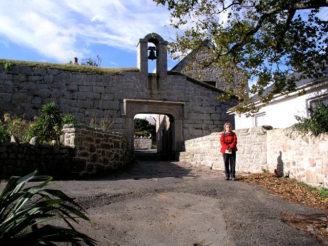 Star Fort Gate Garrison Hill Hugh Town St Mary's