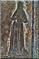TF4250 : Margaret Reade Brass, Wrangle church by J.Hannan-Briggs