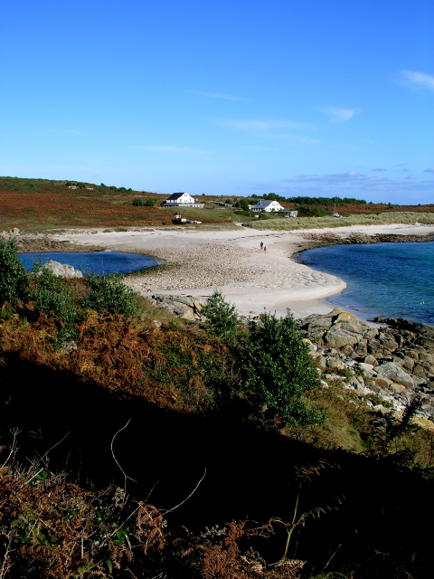 The Bar and Gugh Island St Agnes