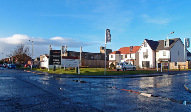 New Housing, Heathfield