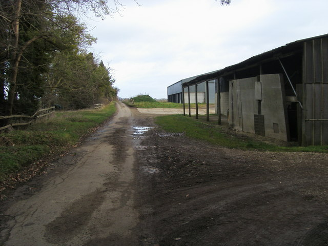Lane to Middletown