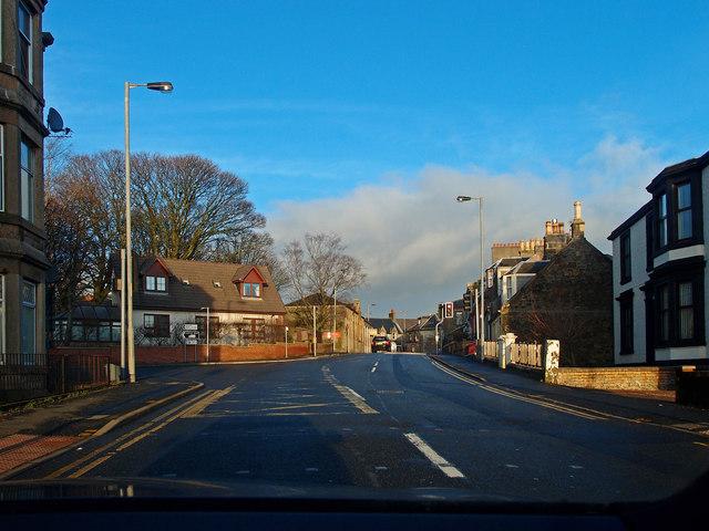 A737, Dalry