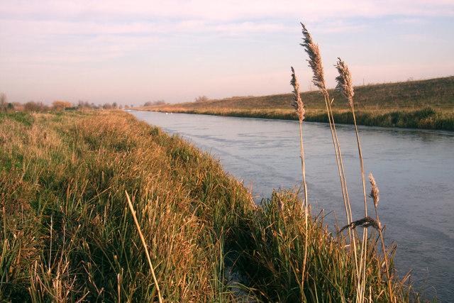 Old Bedford River