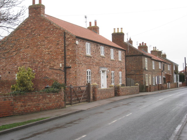 Silver Street, Riccall