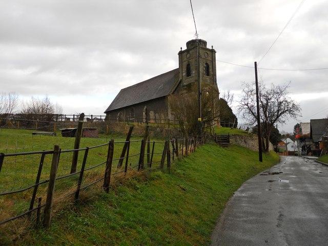 Shearsby-Church Lane