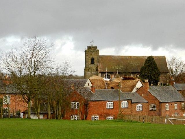 Shearsby Church