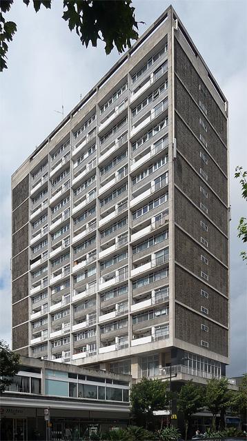 Campden Hill Tower, Notting Hill Gate