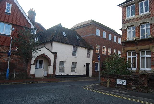 House on East St