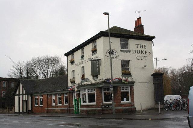 'The Duke's Cut', Park End Street