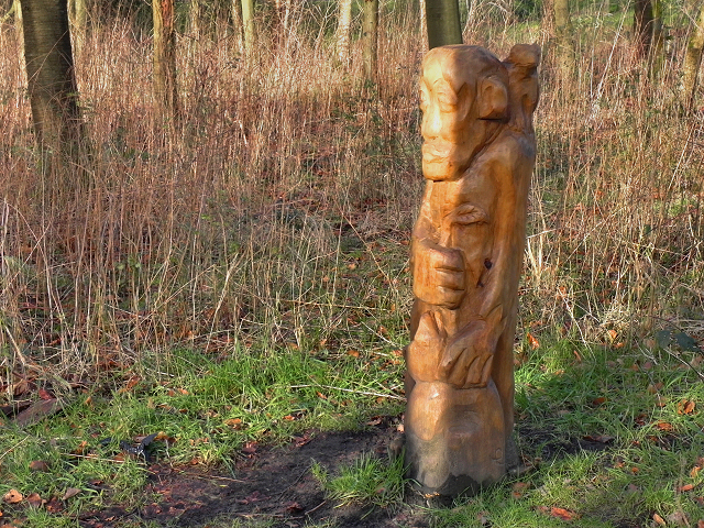 Irwell Sculpture Trail, Burrs Country Park