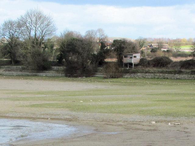 Ridge and Furrow markings in Startops Reservoir