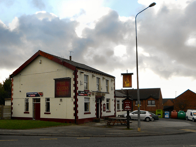The Queen's Head, Aspull