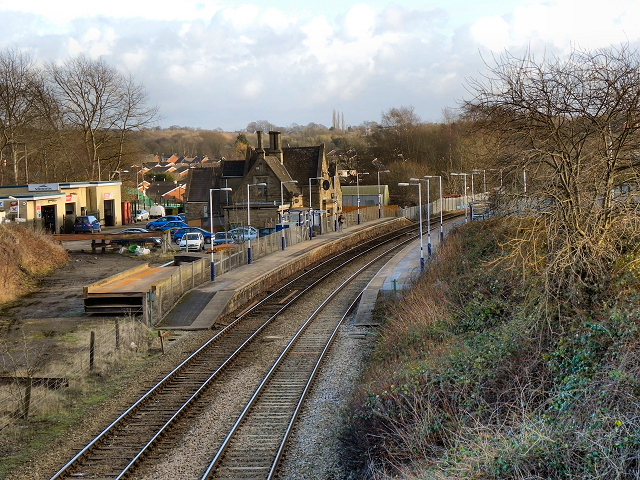 Appley Bridge Railway Station