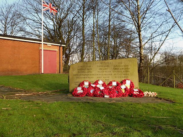 Appley Bridge War Memorial