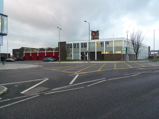 Bury Fire Station