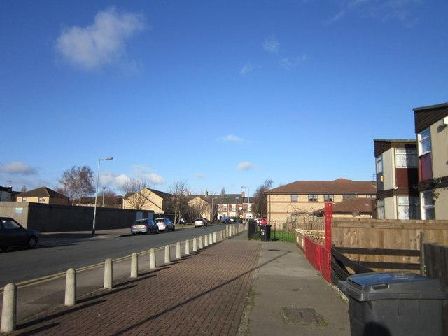 Derby Street off Wellington Lane