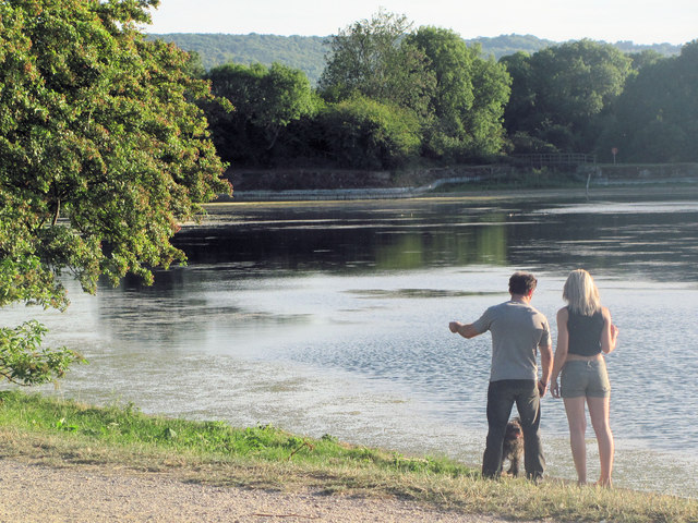 Startops Reservoir as it should be