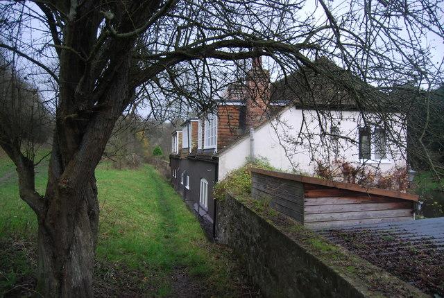 Cottages, West Lawn Farm