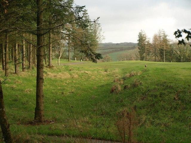 Golf course, Kigbeare