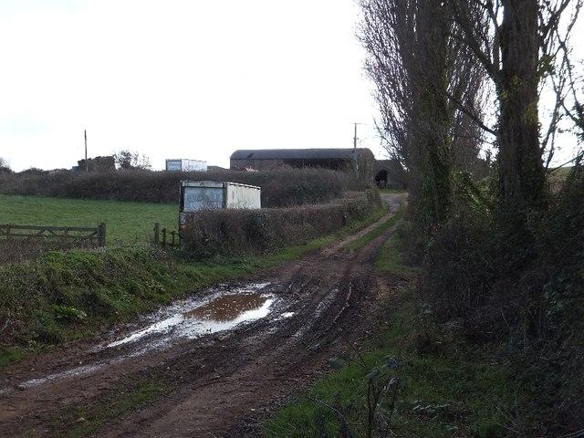 Mowlish Barn