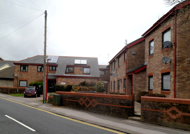 Glenrhondda Court, Treherbert