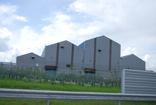 New industry by the M74