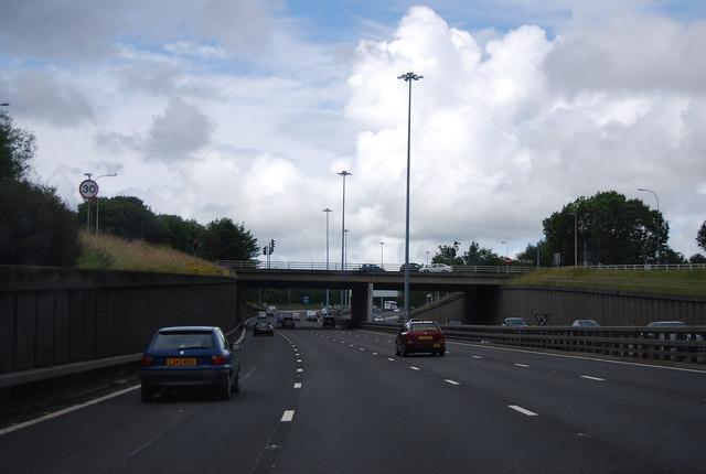 Junction 24, M8