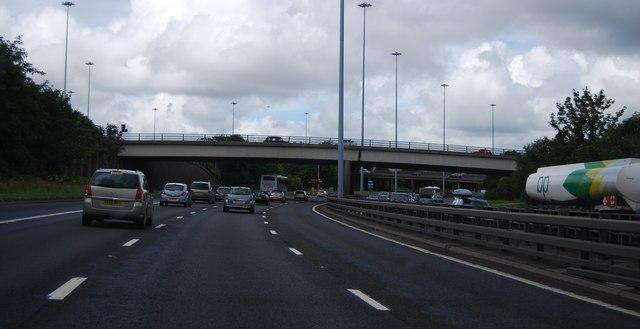 A739 Bridge, M8